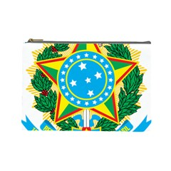 Coat of Arms of Brazil, 1968-1971 Cosmetic Bag (Large)