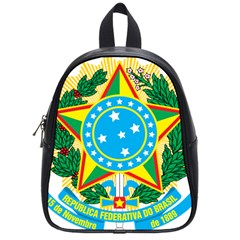 Coat of Arms of Brazil, 1968-1971 School Bags (Small)