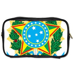 Coat of Arms of Brazil, 1968-1971 Toiletries Bags 2-Side