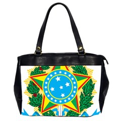 Coat of Arms of Brazil, 1968-1971 Office Handbags (2 Sides)