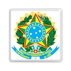 Coat of Arms of Brazil, 1968-1971 Memory Card Reader (Square)