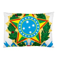 Coat of Arms of Brazil, 1968-1971 Pillow Case (Two Sides)