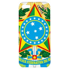 Coat of Arms of Brazil, 1968-1971 Apple iPhone 5 Hardshell Case