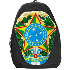 Coat of Arms of Brazil, 1968-1971 Backpack Bag