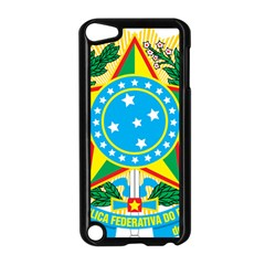 Coat of Arms of Brazil, 1968-1971 Apple iPod Touch 5 Case (Black)