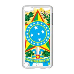 Coat of Arms of Brazil, 1968-1971 Apple iPod Touch 5 Case (White)