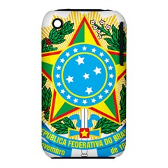 Coat of Arms of Brazil, 1968-1971 iPhone 3S/3GS