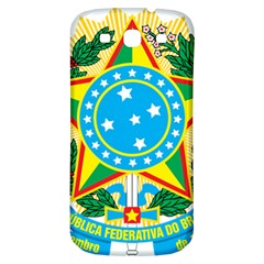 Coat of Arms of Brazil, 1968-1971 Samsung Galaxy S3 S III Classic Hardshell Back Case