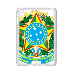 Coat of Arms of Brazil, 1968-1971 iPad Mini 2 Enamel Coated Cases