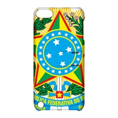 Coat of Arms of Brazil, 1968-1971 Apple iPod Touch 5 Hardshell Case with Stand
