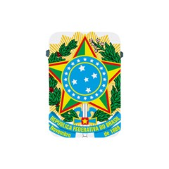 Coat of Arms of Brazil, 1968-1971 Apple iPad Mini Protective Soft Cases