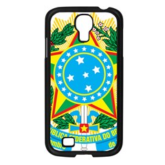 Coat of Arms of Brazil, 1968-1971 Samsung Galaxy S4 I9500/ I9505 Case (Black)