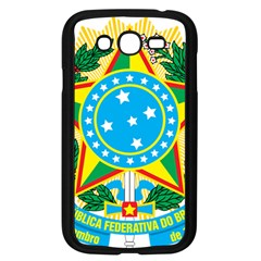 Coat of Arms of Brazil, 1968-1971 Samsung Galaxy Grand DUOS I9082 Case (Black)