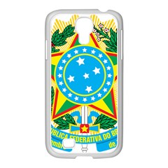 Coat of Arms of Brazil, 1968-1971 Samsung GALAXY S4 I9500/ I9505 Case (White)