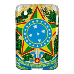 Coat of Arms of Brazil, 1968-1971 Samsung Galaxy Tab 2 (7 ) P3100 Hardshell Case