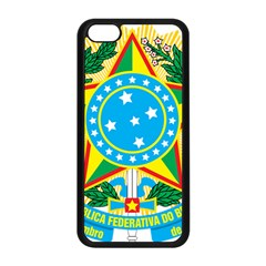 Coat of Arms of Brazil, 1968-1971 Apple iPhone 5C Seamless Case (Black)
