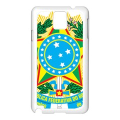 Coat of Arms of Brazil, 1968-1971 Samsung Galaxy Note 3 N9005 Case (White)