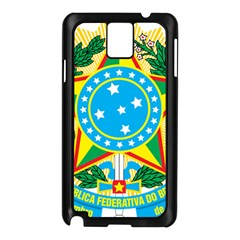 Coat of Arms of Brazil, 1968-1971 Samsung Galaxy Note 3 N9005 Case (Black)