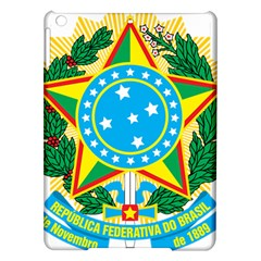 Coat of Arms of Brazil, 1968-1971 iPad Air Hardshell Cases