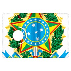 Coat of Arms of Brazil, 1968-1971 Kindle Fire HDX Flip 360 Case