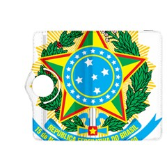Coat of Arms of Brazil, 1968-1971 Kindle Fire HDX 8.9  Flip 360 Case