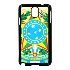 Coat of Arms of Brazil, 1968-1971 Samsung Galaxy Note 3 Neo Hardshell Case (Black)