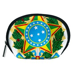 Coat of Arms of Brazil, 1968-1971 Accessory Pouches (Medium)