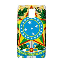 Coat of Arms of Brazil, 1968-1971 Samsung Galaxy Note 4 Hardshell Case