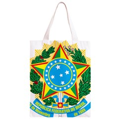 Coat of Arms of Brazil, 1968-1971 Classic Light Tote Bag