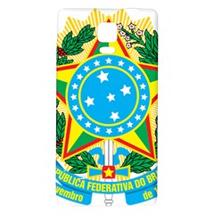 Coat of Arms of Brazil, 1968-1971 Galaxy Note 4 Back Case
