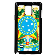 Coat of Arms of Brazil, 1968-1971 Samsung Galaxy Note 4 Case (Black)