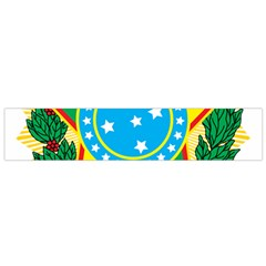 Coat of Arms of Brazil, 1968-1971 Flano Scarf (Small)
