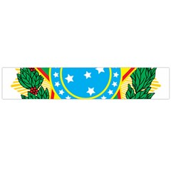 Coat of Arms of Brazil, 1968-1971 Flano Scarf (Large)