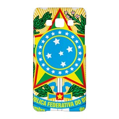 Coat of Arms of Brazil, 1968-1971 Samsung Galaxy A5 Hardshell Case