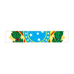 Coat of Arms of Brazil, 1968-1971 Flano Scarf (Mini)
