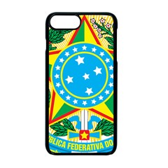 Coat of Arms of Brazil, 1968-1971 Apple iPhone 7 Plus Seamless Case (Black)