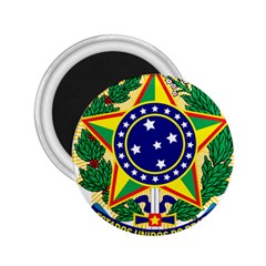 Coat of Arms of Brazil 2.25  Magnets