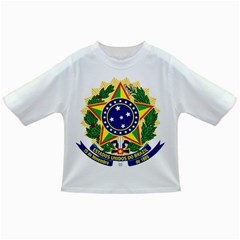 Coat of Arms of Brazil Infant/Toddler T-Shirts
