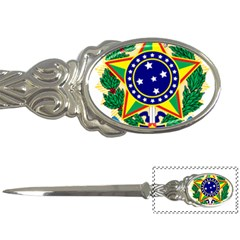 Coat of Arms of Brazil Letter Openers