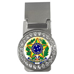 Coat of Arms of Brazil Money Clips (CZ)