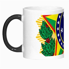 Coat of Arms of Brazil Morph Mugs