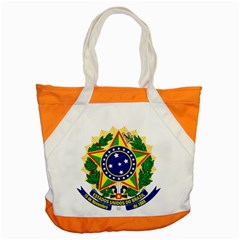 Coat of Arms of Brazil Accent Tote Bag