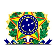 Coat of Arms of Brazil Plate Mats