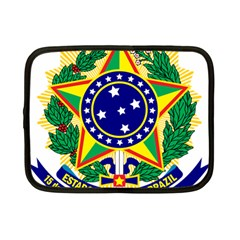 Coat of Arms of Brazil Netbook Case (Small)