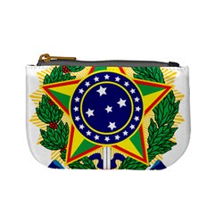 Coat of Arms of Brazil Mini Coin Purses
