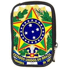 Coat of Arms of Brazil Compact Camera Cases