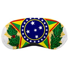 Coat of Arms of Brazil Sleeping Masks