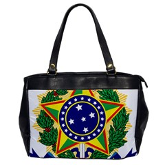 Coat of Arms of Brazil Office Handbags