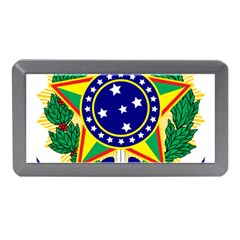 Coat of Arms of Brazil Memory Card Reader (Mini)