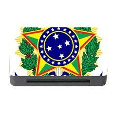 Coat of Arms of Brazil Memory Card Reader with CF